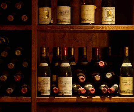 Vini di Toscana, acquista online e ricevi a casa le migliori selezioni della Tenuta Buonamico, i vini dall'autentico sapore toscano